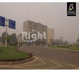 10 Marla plot for sale Bahria Orchard