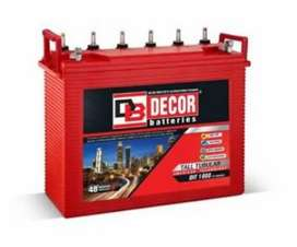 Tubular Battery 150Ah Brand New with 24 Months Warranty