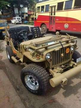 Military design new modify jeep