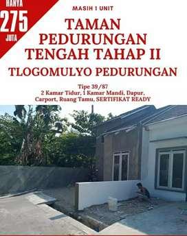 TPT 2 rumah Idaman di Tlogomulyo bisa cash/softcash/kpr