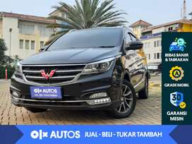[OLXAutos BSD] Wuling Cortez 1.8 L Lux AT 2018 Hitam