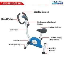 Alat Fitness Murah Sepeda Statis belt TL-8215