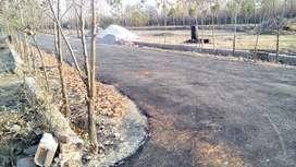 Near hindon domestic airport
