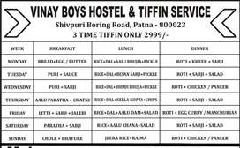 Vinay boys hostels and tiffin services