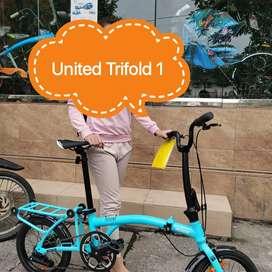 United Trifold 1 kredit mudah dan murah home credit
