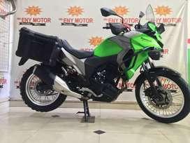 06.Kawasaki VERSYS ABS terjamin *ENY MOTOR*