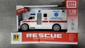Rescue ambulance lightsound