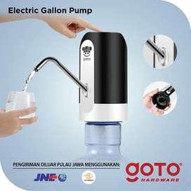 Pompa Galon Elektrik Dispenser Air Minum Recharge