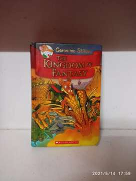Germimo Stilton Kingdom of Fantasy