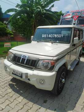 Mahindra Bolero 2011oct Diesel 120500 Km Driven