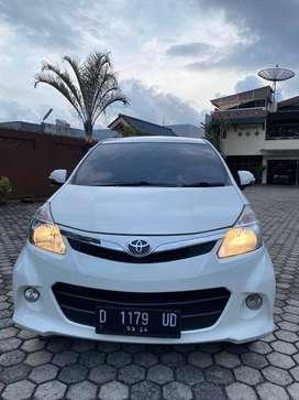 Toyota Avanza Veloz Tahun 2014 Matic