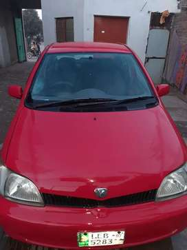 Toyota Plats 1000cc auto for ReD Lovers