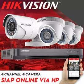 Toko pemasangan CCTV murah di Sukabumi kota