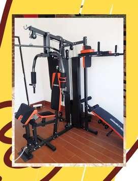 Alat gym ALAT OLHARAGA KHUSUS BARU _HOME GYM SPORT MULTY FUNGSI