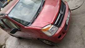 WagonR for sale good condition in front side some accident is there