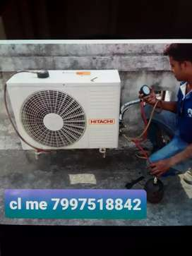 Ac/fridge repairs and services ac installation ac gas refilling