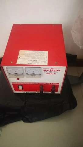 Stabilizer  matsuhita 5000W
