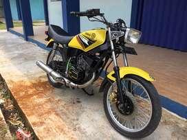 Dijual satu Unit Yamaha RX King Tahun 2002