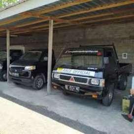 Jasa pindahan Rental mobil pick up & truk engkel CDE losbak mobil bak