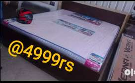 Bed starting@2500Rs/-