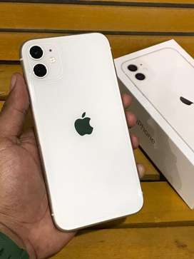 iPhone 11 64Gb White // Garansi resmi iBox indonesia