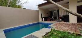 Villa kolam renang dekat Bns