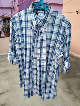 Pack of 4 shirts , Size 40 (L) , New