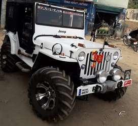 Jassu Jeep modified