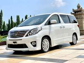 Alphard 2.4 SC Premium Sound 2012 Facelift (pilot seat)