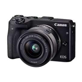 Kredit Kamera Canon M3 Hitam Dp Murah Proses Cepat