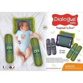 Bantal guling dialogue owl series