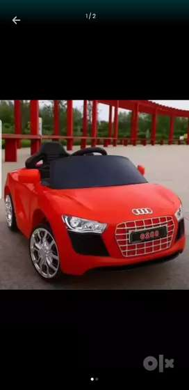 Kids car best price for 3500 only with remote control