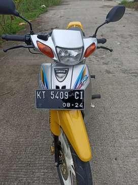 Yamaha f1zr kuning silver