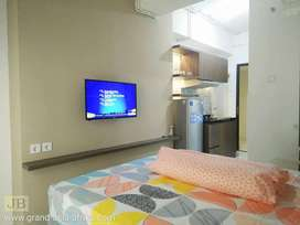 Grand Asia Afrika residence - disewakan - monthly rent