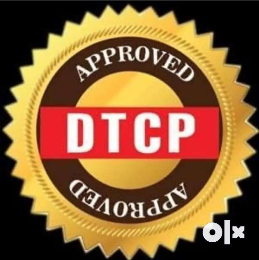 DTCP approved plot easy emib@ kattpadi