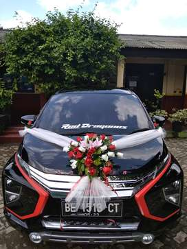Mobil pengantin. Wedding car