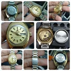 RADO AUTOMATIC 17 JEWELS 306 VINTAGE jam tangan bekas