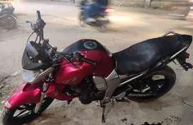 Yamaha Red FZ, cheap price, fast sell