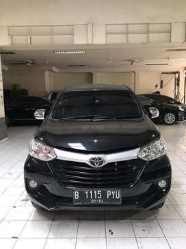 Toyota Avanza E upgrade G manual Tahun 2016