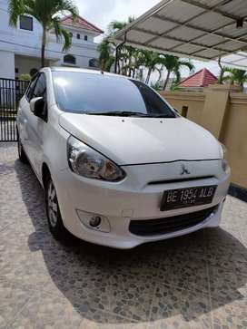 Mirage Exceed 2013 A/T 2013 Keyless Entry