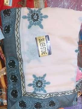 New saree nice design