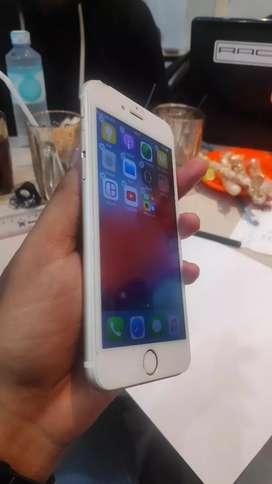 Cod iPhone 6 / 16 lengkap (nego)