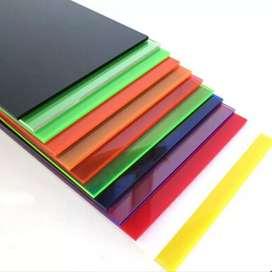 Galery mika lembaran Solid Colour/Warna 5mm uk.triplek, Tangerang