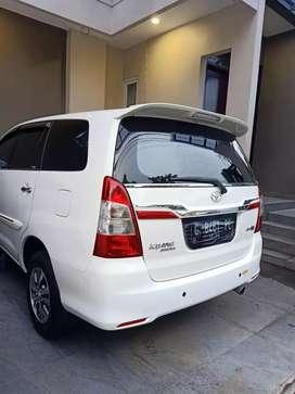 Innova diesel matic 2014 Seperti baru DP 55jt
