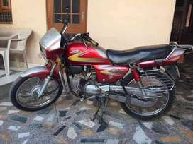 Hero Honda Splendor, Running