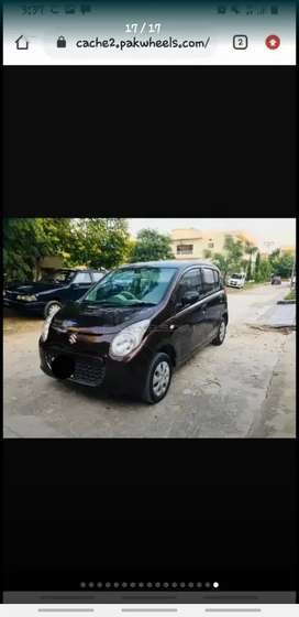 Japenese Alto for sale model 2013 registered 2015