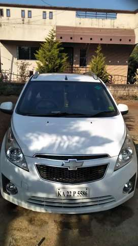 Petrol car with CNG 2010 model in good working condition.