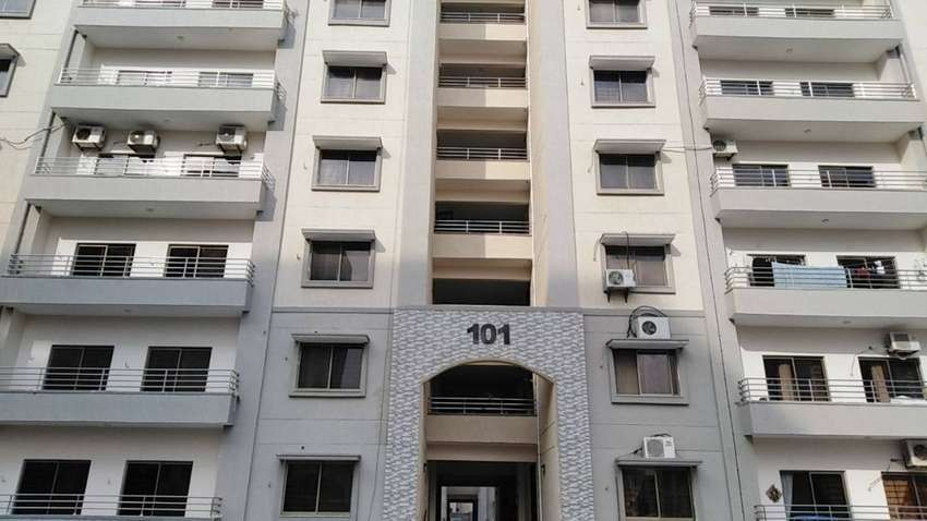 4th Floor west open Flat Is Available For Sale In G+9 Building 0