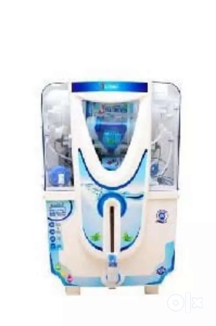 Aqua Grand Plus Water Purifier With RO+UV+UF+TDS Control And 5 (1+4) 0