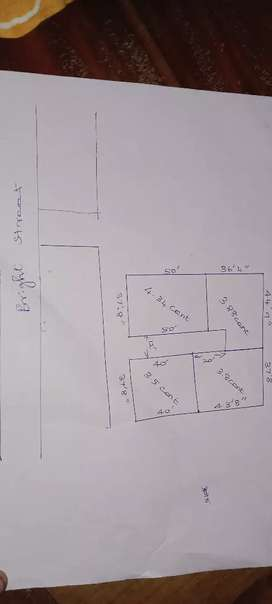 Palpannai  bright street land for sale / land near Palpannai junction